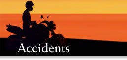 Factors that cause motorbike accidents