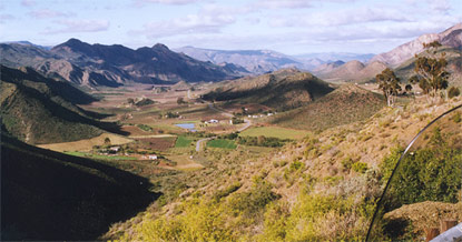 Motorcycle tour Western Cape South Africa
